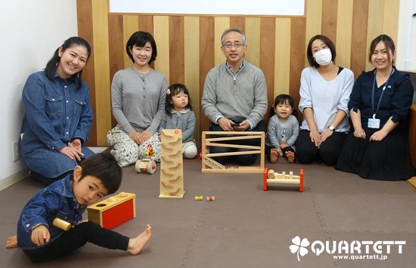 【東京開催】カルテット幼児教室@武蔵小金井校180219ぴょんぴょんクラス