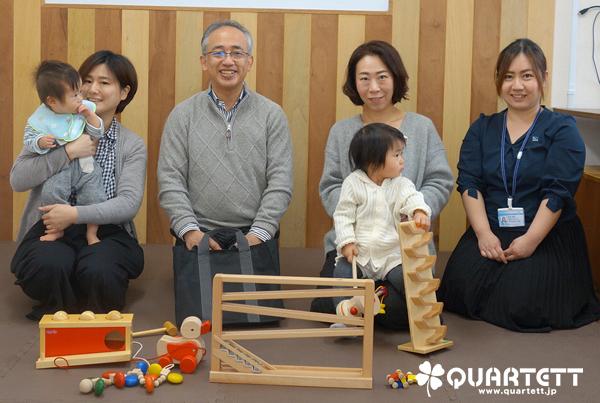 【東京開催】カルテット幼児教室@武蔵小金井校180219よちよちとことこクラス