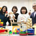 女性の自立と社会進出を目指して 何故スタッフに、知育玩具インストラクター資格を取得させるのか