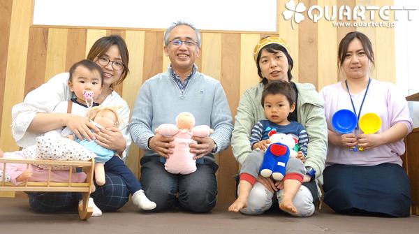 【東京開催】カルテット幼児教室@武蔵小金井校 180416_ぴょんぴょんクラス