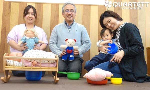 【東京開催】カルテット幼児教室@武蔵小金井校 180416_よちよちとことこクラス
