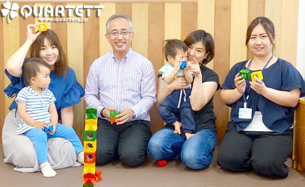 【東京開催】カルテット幼児教室@武蔵小金井校 180521