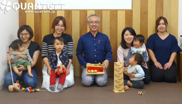 【東京開催】カルテット幼児教室@武蔵小金井校 180623