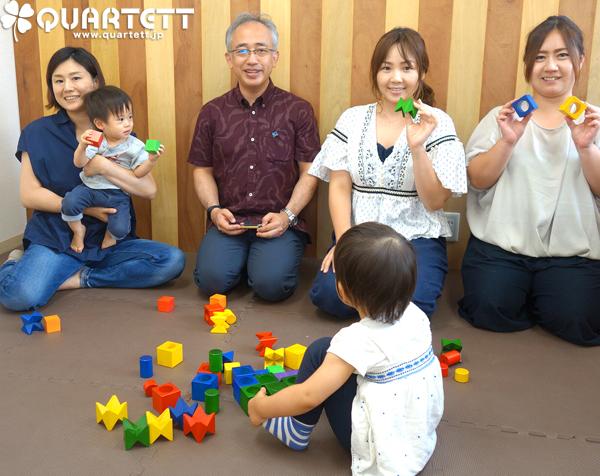 【東京開催】カルテット幼児教室@武蔵小金井校 8月