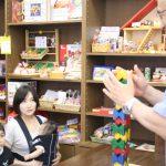 9月3日(月)武蔵小金井校で積木ショー開催