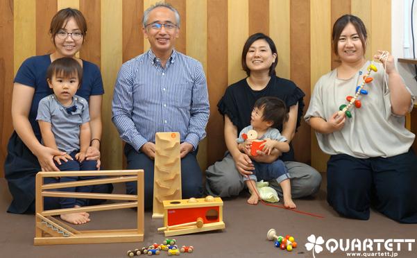 【東京開催】カルテット幼児教室@武蔵小金井校 9月