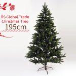 ★完売間近★クリスマスの素敵な演出にかかせない、クリスマスツリー195cm