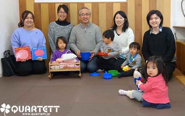 【東京】カルテット幼児教室