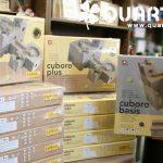 cuboro(キュボロ/クボロ)社『ベーシス』『プラス』が入荷しました♪