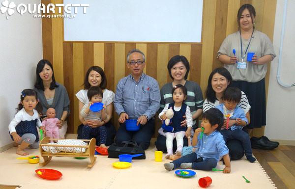 【2019年度@東京】カルテット幼児教室