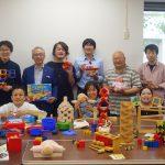 ものづくり会議 愛知教育大学にて 発達とおもちゃの講演