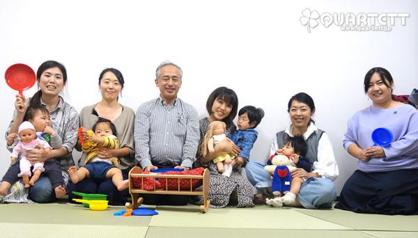 【東京銀座】カルテット幼児教室