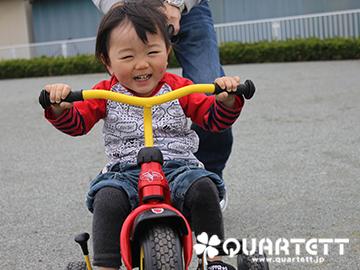 2歳~オススメ!乗用玩具の定番【プッキー(PUKY)三輪車】体が育つ!クリスマスプレゼント♪