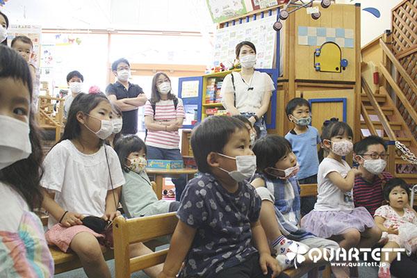 6/21(土) 積木ショー