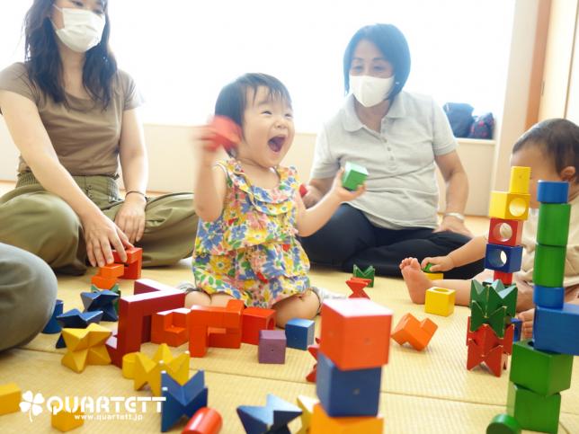 笑顔の幼児教室