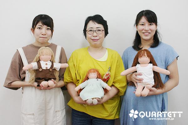 9/29 ウォルドルフ人形教室 集合写真