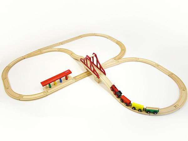 汽車セット〈つり橋〉