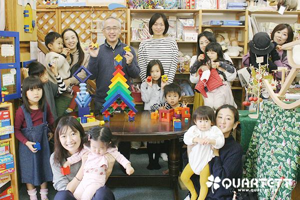 12/12積木ショー 集合写真