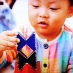 知性を育むには 0歳から脳に手先から適切な負荷を与えること NHKBSヒューマニエンスに協力