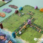 小学生におすすめ!宝物を目指す探検家になれる!ドイツゲーム「カルバ」と「ラビリンス」