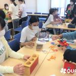 子ども達の心を支えるおもちゃと関わり~保育園研修~