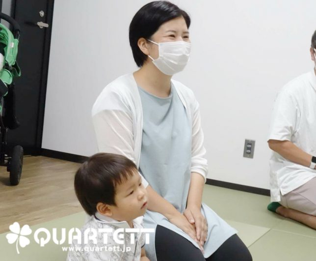カルテット幼児教室③