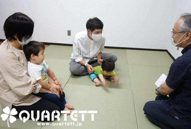 わらべうたを楽しむ_カルテット幼児教室