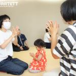 0~3歳に必要な遊び・育てたい心~カルテット幼児教室で学ぶ~