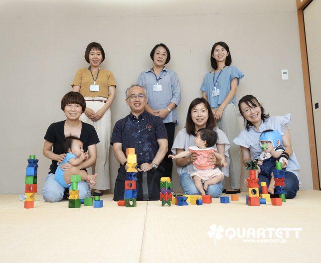 幼児教室‗親子の笑顔