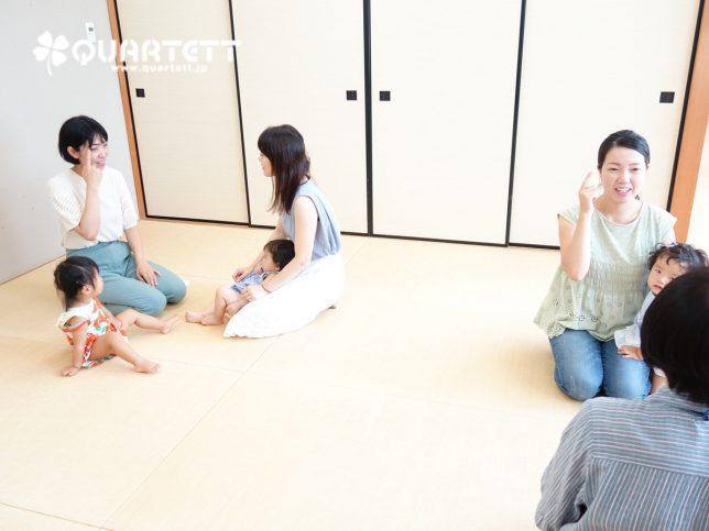 わらべうた‗幼児教室