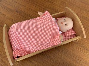 人形用ベッド