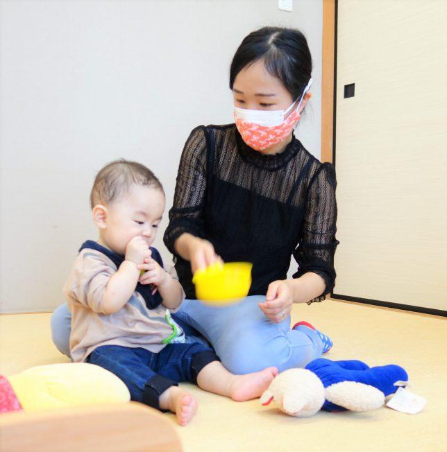 カルテット幼児教室_赤ちゃんのおもちゃ